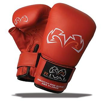 Rival Mexican Bag Gloves - Red