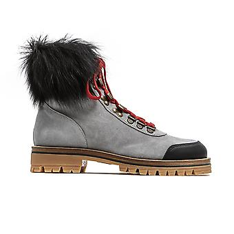 Grey Boots Mr. And Mrs Italy Women