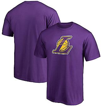 Los Angeles Lakers Short T-shirt Sports Tops 3DX063