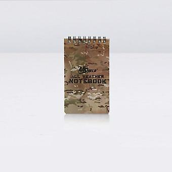 Outdoor Map Notebook