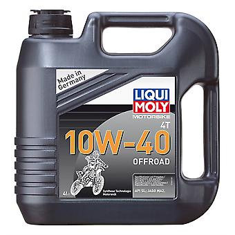 Liqui Moly 4 Stroke Fully Synthetic Offroad Race 10W-40 4L - #3056