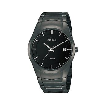 Mens Watch Pulsar PS9141X1, Quartzo, 38mm, 3ATM