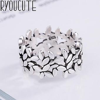 Fashion Statement Sieraden Verstelbare Vinger Ring