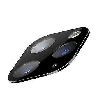 Metal Tempered Glass Screen Rear Camera Lens