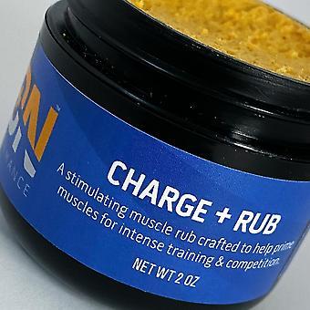 Ion Charge Creatine Mg Warmup Muscle Rub