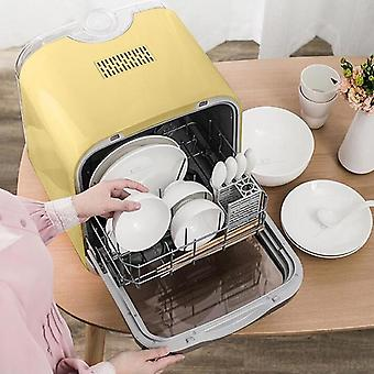 Mini Portable Free Installation Table Top Dishwasher