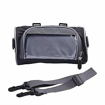 2.5l Windshield/motorcycle Front Handlebar Fork Storage Bag/container Fabric