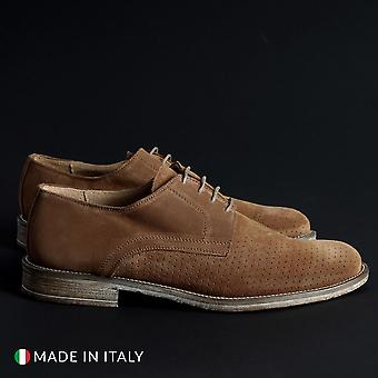Duca di morrone - 06_camosciobucato - chaussures pour hommes