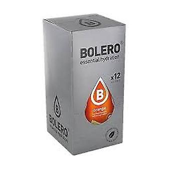 Prepared for Drink (Orange Flavor) 12 packets (Orange)