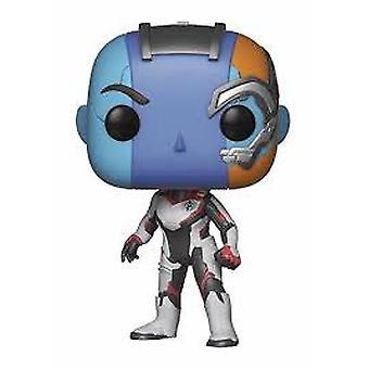 Avengers endgame pop! mgławica figurowa