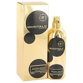 Montale Moon Aoud Eau De Parfum Spray von Montale 3,3 oz Eau De Parfum Spray