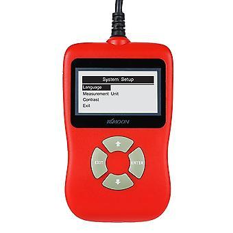 Obdii eobd code d'outil de diagnostic de voiture lire scanner trouble codes