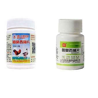 Pet Cats And Dogs Poultry Respiratory Diarrhea Cough Tablets