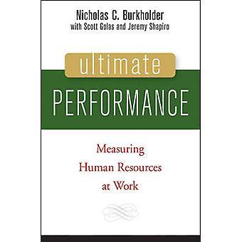 الأداء النهائي - قياس الموارد البشرية في العمل بواسطة نيكولاس سي
