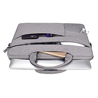 Anki Carrying Case with Strap for Macbook Air Pro - 15.6 inch - Laptop Sleeve Case Cover Gray