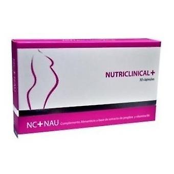 CFN Nutriclinical Nc+Nau 30 caps