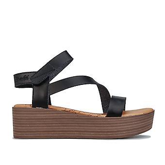 Women's Blowfish Malibu Lover Sandal in Black