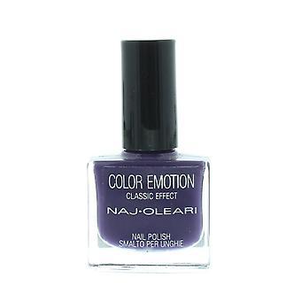 Naj Oleari Color Emotion Classic Effect Nail Polish 8ml - 166