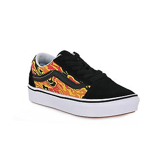 Vans Old Skool Flame VA4U1Q310 skateboard tutto l'anno scarpe donna