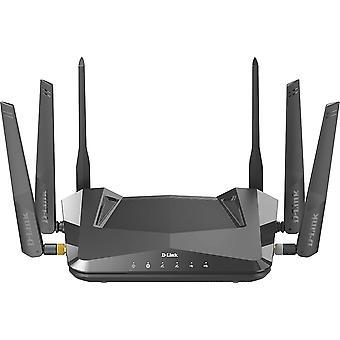D-Link DIR-X5460 AX5400 EXO WI-Fi 6 Router (2,4 & 5 GHz, 5.400 Mbit/s, 802.11a/b/g/n/ac/ax,