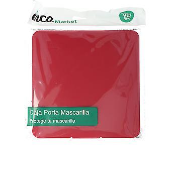 Inka marknad Porta Mascarilla Ffp2 Quirúrgica/higiénica #burdeos Unisex