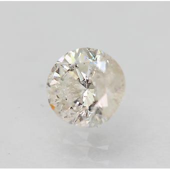 Certificato 0.68 Carat G Colore Rotondo Brillante Naturale Loose Diamond 5.36mm