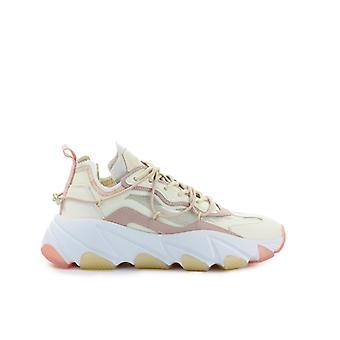 Ash Extra Bis Pink Cream Sneaker