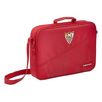 Briefcase Sevilla Fútbol Club Red (6 L)