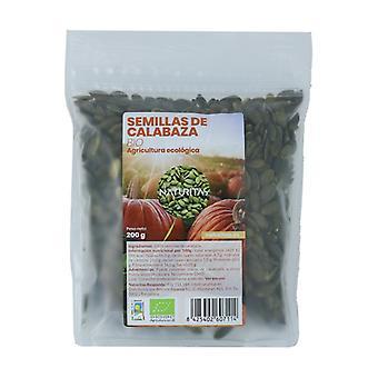 Organic Pumpkin Seeds 200 g