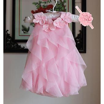 שמלת תינוק, שמלת מסיבת שיפון קיץ
