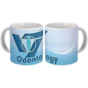 Gift Mug: Profissão de Odontologia