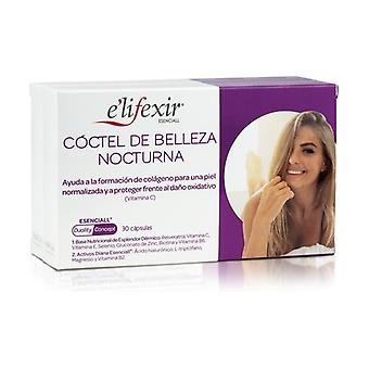 Elifexir Esenciall Cocktail Night Beauty 60 capsules