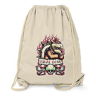 Texlab VEND-236002, Unisex Adult Sports Bag, Natural, 38 cm x 42 cm