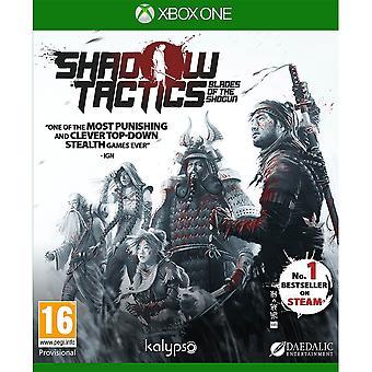 Shadow Tactics Blades Of The Shogun Xbox One Game