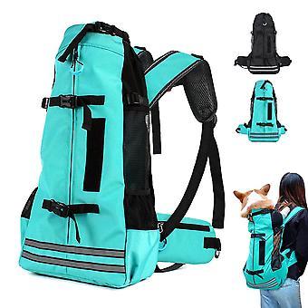 Utomhus sällskapsdjur hund bärväska för litet medium