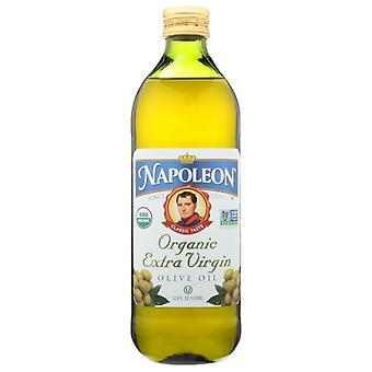 Napoleon Oil Olive Xvrgn Org, Case of 6 X 33.8 Oz