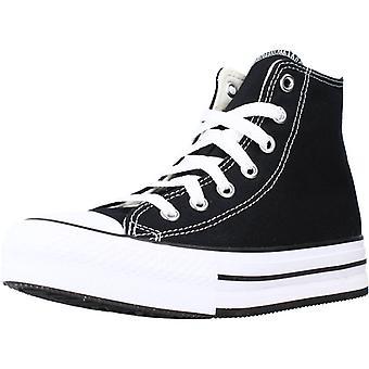 Converse Sneakers Eva Lift Hi Couleur Noir