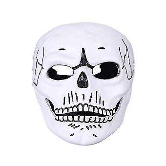 Maska Cosplay Twarz Mosiężny Kask z żywicy Kostium do gry dla mężczyzn Halloween (GROUP2)