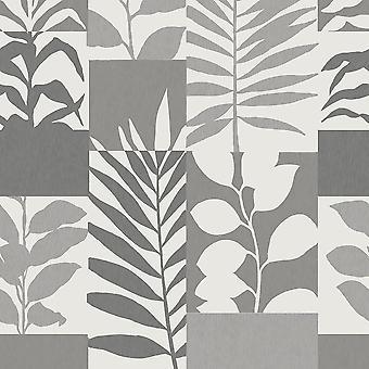 Crown Alexis Leaf Silver Tapeter M1383