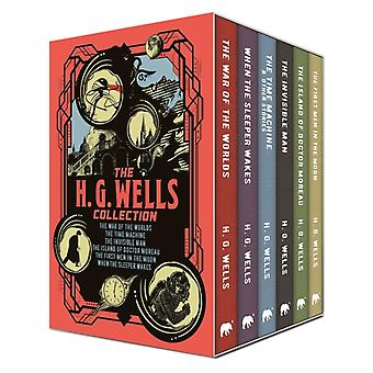 The H. G. Wells Collection by Herbert George Wells