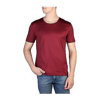 Calvin Klein -BRANDS - Vaatteet - T-paidat - K10K100979-283 - Miehet - darkred - XL