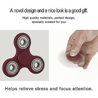 Triangle Main Spinner Jouets Finger Spinner Anxiété Stress Relief Focus Jouets