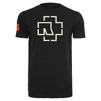 Rammstein Unisex T-Shirt Logo Tee