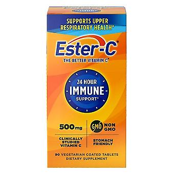 Ester-C Vitamin C, 500 mg, 90 Coated Tablets