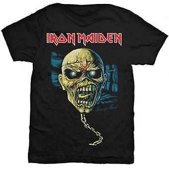 Iron Maiden Pala mielen kallo blk T paita: XXL