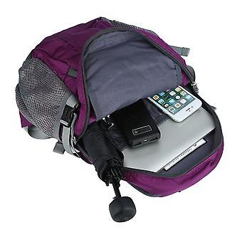 Sac à dos d'alpinisme confortable Sac portable multifonction pour l'extérieur
