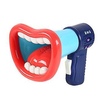 Big Mouth Megaphone Enregistrement Toy Kids Voice Changer Speaker