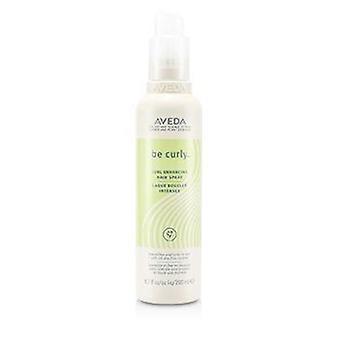 Aveda Be Curly Curl Enhancing Hair Spray - 200ml/6.7oz