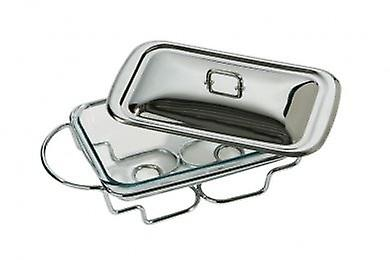 Premier chauffe-plats en acier inoxydable et de verre Marinex 2.2 Litre