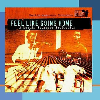 Various Artists - Feel Like Going Home [CD] USA import